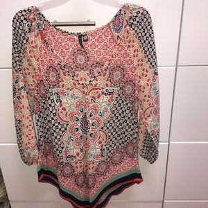 top by heart soul size medium